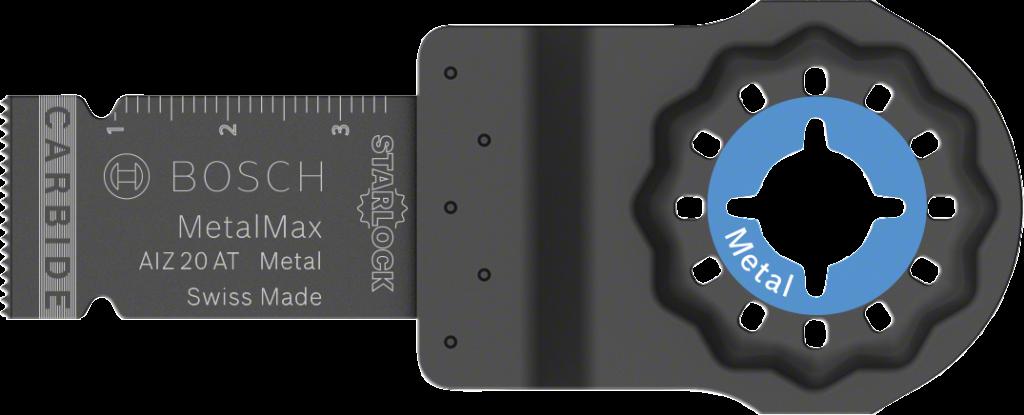 Bosch AIZ 20 AT Starlock MetalMax